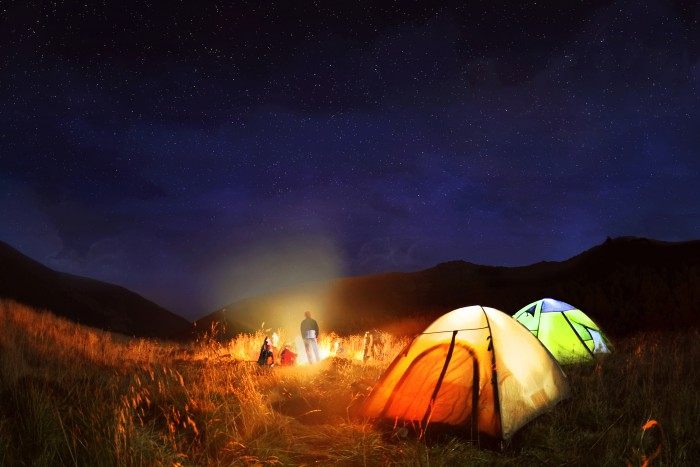 chaine de campings en France